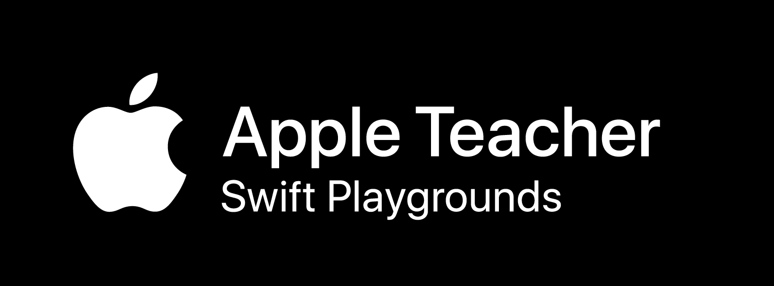 Badge Apple Teacher Swift Playgrounds